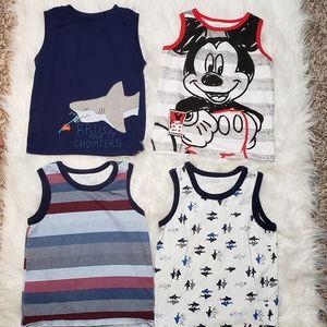 Garanimals, Carters, Disney Shirts